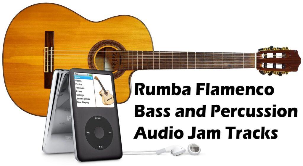 Rumba Flamenco Rhythms Audio Track Lesson Image