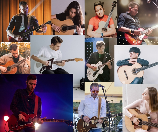 Accelerated Beginners Guitar Community Image