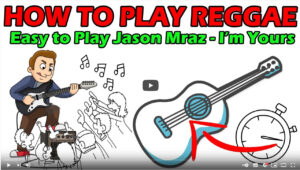 How to play reggae on guitar image